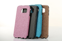 Loose powder and TPU lagging mobile case for Samsung galaxy S6