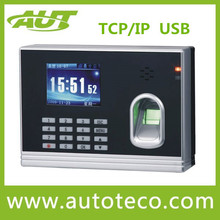 TCP/IP Office Employee Management Punch Card Attendance Machine
