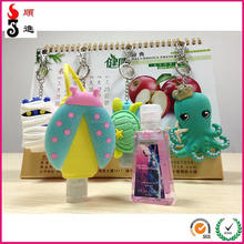 2015 cheap hot promotional items 1floz animal hand sanitizer holder