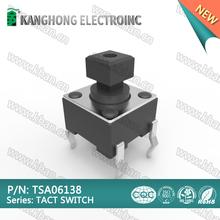 TSA06138 2.8mm square pushbutton switch