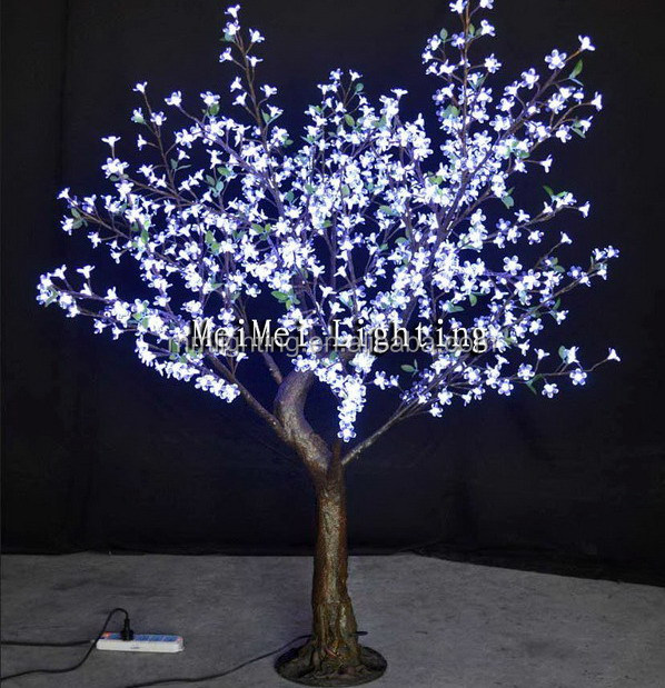 Project Decoration Artificial Tree With White Led Lights Buy Large Artifici