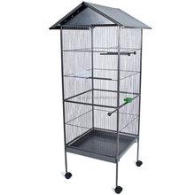 garden decor metal bird cages for parrots