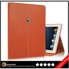 Keno Noble Series Fashion Business Style Flip Leather Case with Stand for iPad 2/3/4