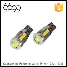 top quality t10 auto led bulbs