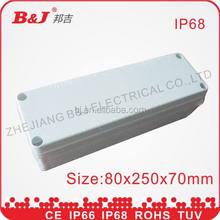 IP68 abs plastic enclosure manufacturers