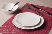 CP-218 Wholesale ceramic porcelain liquidation dinnerware