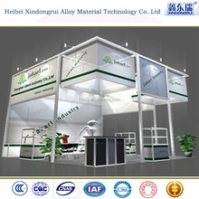 aluminum profile for exhibition booth trade show booth structure aluminum framing materials