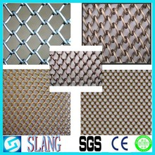 Hot! Hot! Hot! Beautiful decorative curtain wire mesh for cabinets