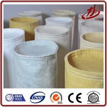 Polyester nomex pp p84 PTFE fiberglass dust collector filter bag
