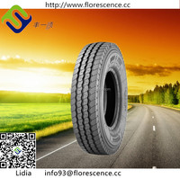 Top high quality German technology truck tyre 10.00R20 truck parts tire