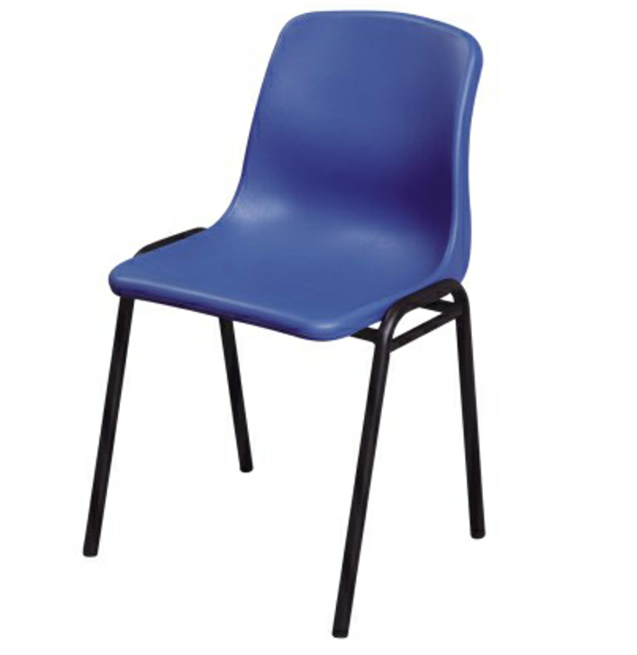Wholesale Plastic And Metal School Chair Without Book Basket - Buy ...