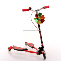 New design 3 wheel scooter/kids foot scooter for sale