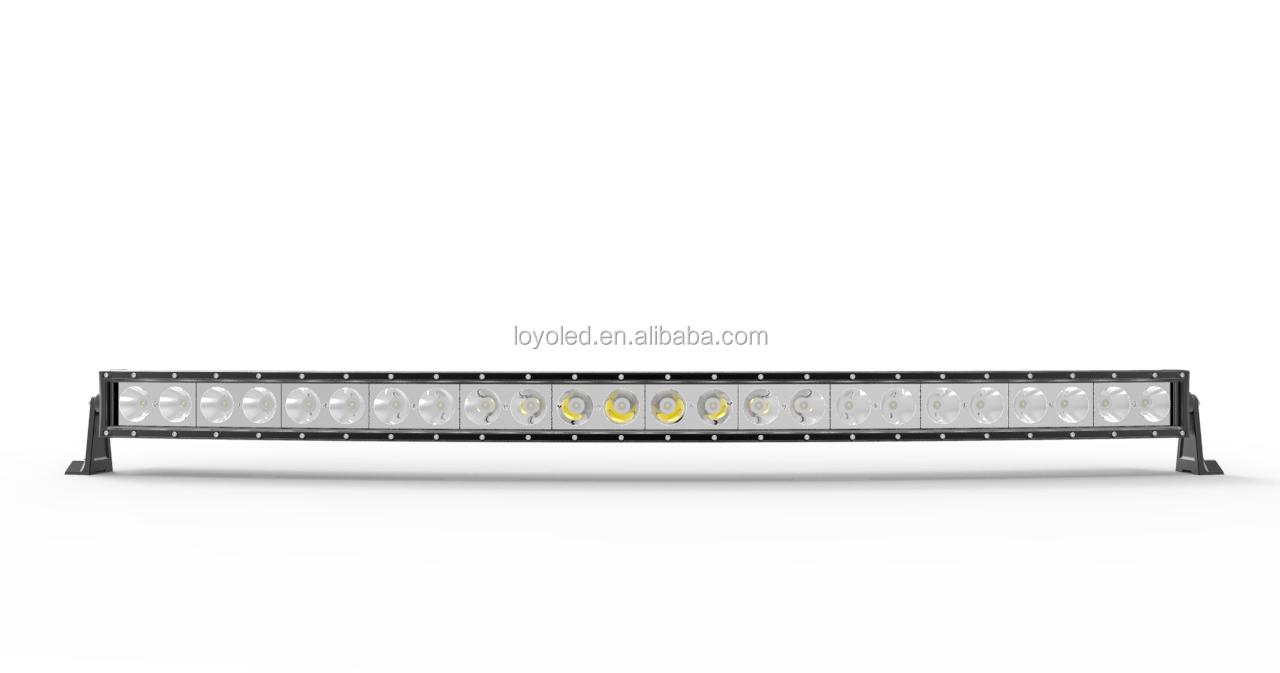 Tuning light car led light bar 12v, hi-way auto led lighting, 240w led power bar