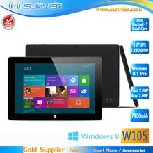 Ips FHD Quad Core 2G Ram Tablet Pc 10 inch Window Gps 3G