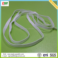 new product , elastic environmental protection ear loop for face mask with low price