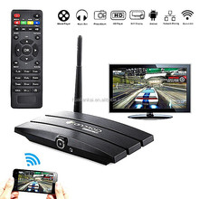 Smart TV Box Android 4.4.2 real S805 Digital TV Japanese AV Videos Android Cable TV Set Top Box ShenZhen