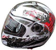 2015 Unique DOT approved motorcycle modular helmet