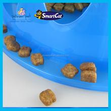 Slow food dog bowl / Pet Dog Cat Plastic Food Bowl