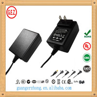 ac adapter 15v 1500ma switching power supply