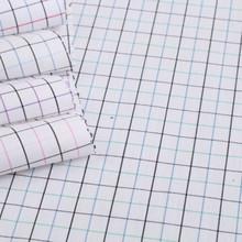 2015 fashion 100 cotton check canvas