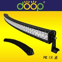 """Curved/Straight Light bar For 4X4 Truck With Double Row 6""""-50"""" Off Road Led Bar Lighting"""