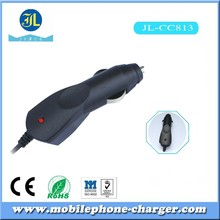 ABS/PC Material Spring Universal Car Charger for Cellphone
