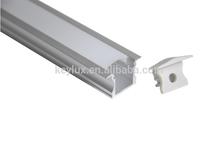 2015 Newnest Reccessed 12.2mm Inner Width TED001P082 Led Aluminum Profiles