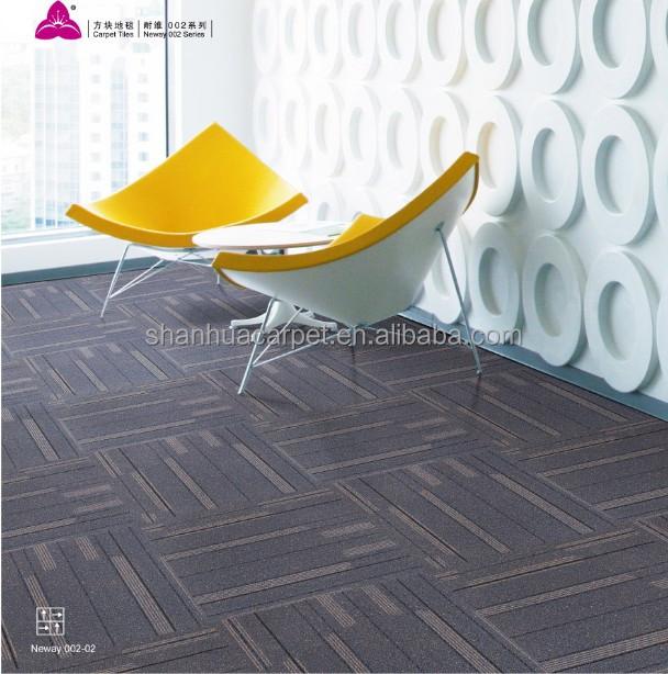 2014 Modern Design Neway Commercial Office Carpet Tiles