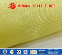 high tenacity puncture resistance 1414 woven plain ballistic para aramid bulletproof kevlar fabric for body armor