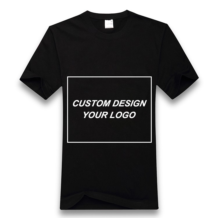 2016 custom design your own logo fashion short sleeve for T shirts with your own logo