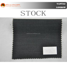 grey colour wool silk suiting fabric