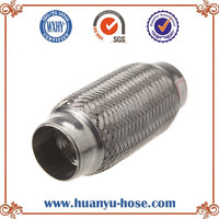 stainless steel auto parts flexible pipe for exhaust manufactory in China