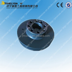 weichai engine spare part belt pulley 61560020016 for WD615