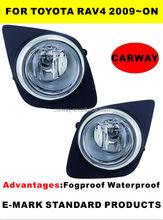 LED light car parts for toyota rav4 2009~on car parts