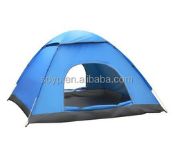 Yunpeng automatic 6mm diameter frame rain-proof camping tent