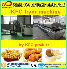 Zhucheng Good quality crispy chicken frying machine for sale