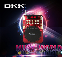 manufacturing most popular gadgets wireless portable loudspeaker with Digital song (K 221)