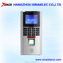 Outdoor fingerprint access controller & biometric Access Control without software input T9 from XINAI ELEC