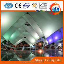 Shanghai pvc building materials up to 5 meters wide with 15 years quality warranty