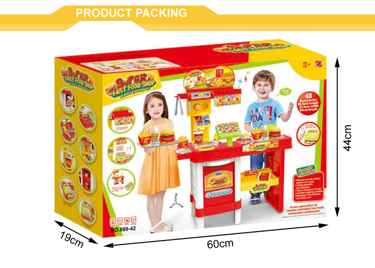 Popular kitchen playset wholesale kids toys
