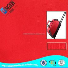 red color canvas fabric 100 cotton dye canvas