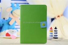 Tan leather case for ipad mini, real tan leather case for ipad mini HH-IPM05-26
