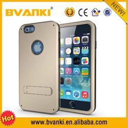 Original Unlocked Brand New Mobile For iPhone 6 Phone Plastic Hard Transparent Case,Rock Design PC For iPhone 6 16GB Unlocked