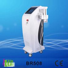 Salons 8' Laser Liposuction Machines / 408 Diodes lipolaser Vertical Beauty Equipment