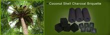 coconut charcoal Briquettes .PILLOW./CUBE(SHISHA) HEXOGENAL .