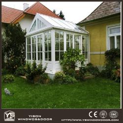 Designs for Garden Rooms Aluminum Glass Sunroom Rooms in the Garden