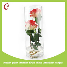 Fashionable High Quality long storage time artificial flower rose bud