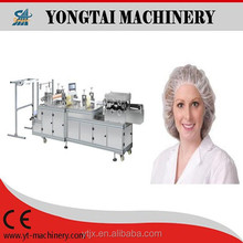 PE/NON WOVEN cap making machine with PIC System