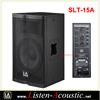 Professional 15 Inch Amplifier Speaker/Horn Speaker/Powered Speaker SLT-15A