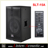 Professional 15 Inch Wooden Speaker Box/Loud Amplifier Speaker Box SLT-15A